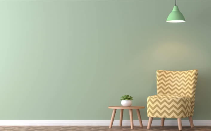 Décor do dia: Neo Mint